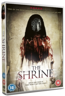 The Shrine, DVD DVD