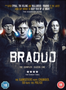 Braquo: The Complete Season One, DVD  DVD
