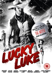Lucky Luke, DVD  DVD