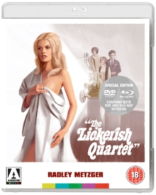 The Lickerish Quartet, Blu-ray BluRay