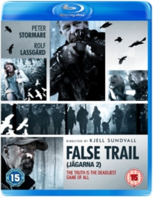 False Trail, Blu-ray  BluRay