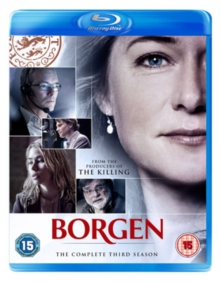 Borgen: The Complete Third Season, Blu-ray BluRay