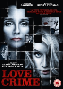 Love Crime, DVD  DVD