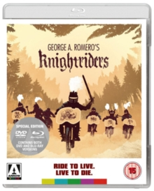 Knightriders, Blu-ray  BluRay