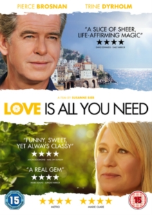 Love Is All You Need, DVD  DVD