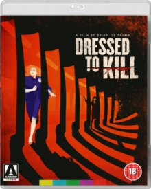 Dressed to Kill, Blu-ray  BluRay