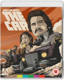 The Car, Blu-ray BluRay