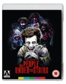The People Under the Stairs, Blu-ray BluRay