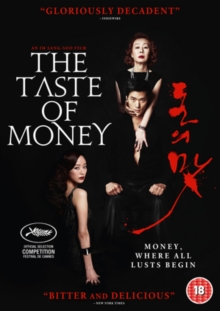 The Taste of Money, DVD DVD