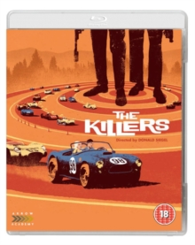 The Killers, Blu-ray BluRay