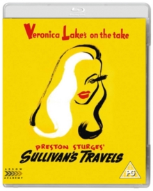Sullivan's Travels, Blu-ray  BluRay
