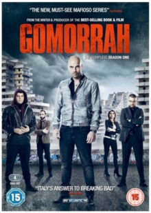 Gomorrah: The Complete Season One, DVD DVD