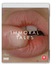 Immoral Tales, Blu-ray  BluRay