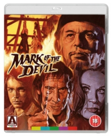 Mark of the Devil, Blu-ray  BluRay