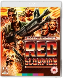 Red Scorpion, Blu-ray  BluRay