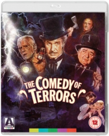 Comedy of Terrors, Blu-ray BluRay