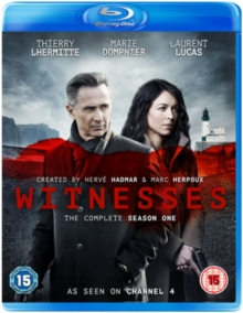 Witnesses: The Complete Season One, Blu-ray  DVD