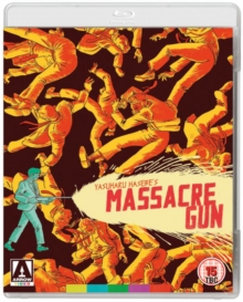 Massacre Gun, Blu-ray  BluRay