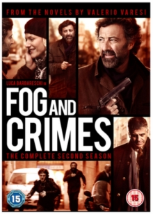 Fog and Crimes: The Complete Second Season, DVD  DVD