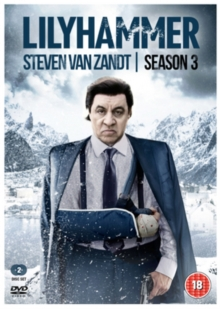 Lilyhammer: Complete Series 3, DVD  BluRay