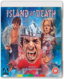 Island of Death, Blu-ray  BluRay