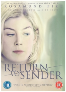 Return to Sender, DVD  DVD