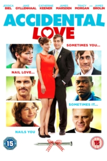 Accidental Love, DVD  DVD