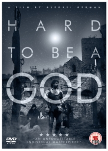Hard to Be a God, DVD  DVD