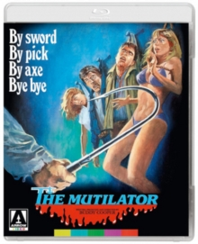The Mutilator, Blu-ray BluRay