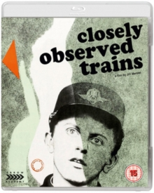 Closely Observed Trains, Blu-ray  BluRay