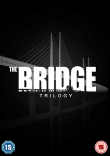 The Bridge: Series 1-3, DVD DVD