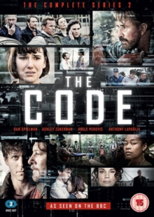 The Code: The Complete Series 2, DVD DVD