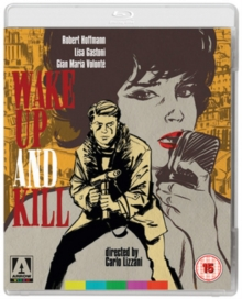 Wake Up and Kill, Blu-ray  BluRay