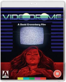Videodrome, Blu-ray  BluRay