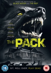 The Pack, DVD DVD