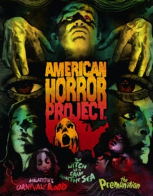American Horror Project: Volume 1, Blu-ray BluRay