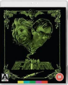 Bride of Re-Animator, Blu-ray BluRay