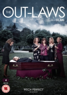 The Out-laws, DVD DVD