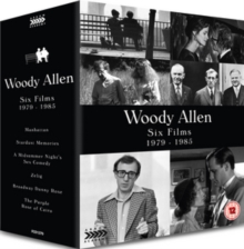 Woody Allen: Six Films - 1979-1985, Blu-ray BluRay