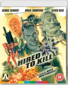 Hired to Kill, Blu-ray BluRay