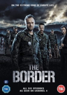 The Border, DVD DVD