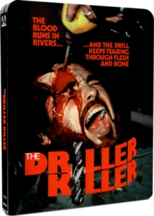 The Driller Killer, Blu-ray BluRay