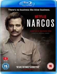 Narcos: The Complete Season One, Blu-ray BluRay