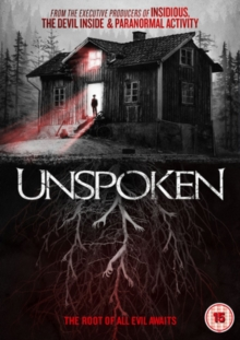 The Unspoken, DVD DVD