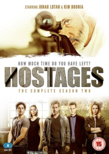 Hostages: The Complete Season Two, DVD DVD
