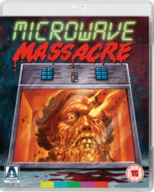 Microwave Massacre, Blu-ray BluRay
