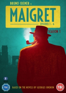 Maigret: Series One, DVD DVD