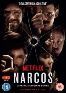 Narcos: The Complete Seasons One & Two, DVD DVD