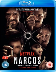 Narcos: The Complete Seasons One & Two, Blu-ray BluRay