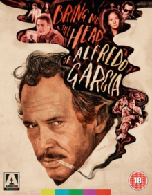 Bring Me the Head of Alfredo Garcia, Blu-ray BluRay